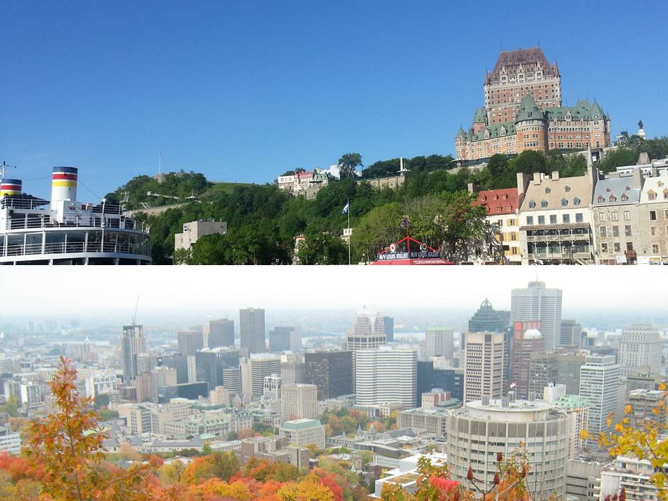 Quebec Montreal le Match