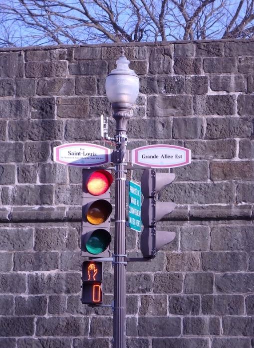 Rue histoire Québec