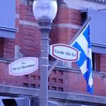 Québec histoire rue