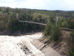 chutes Chaudière Québec