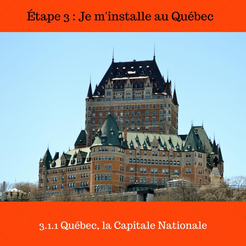 Québec,  Capitale nationale