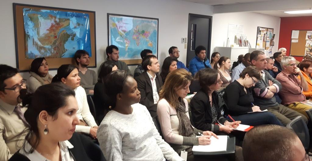 immigration Conference réseautage impôts Québec