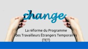 Programme Travailleurs étrangers temporaires